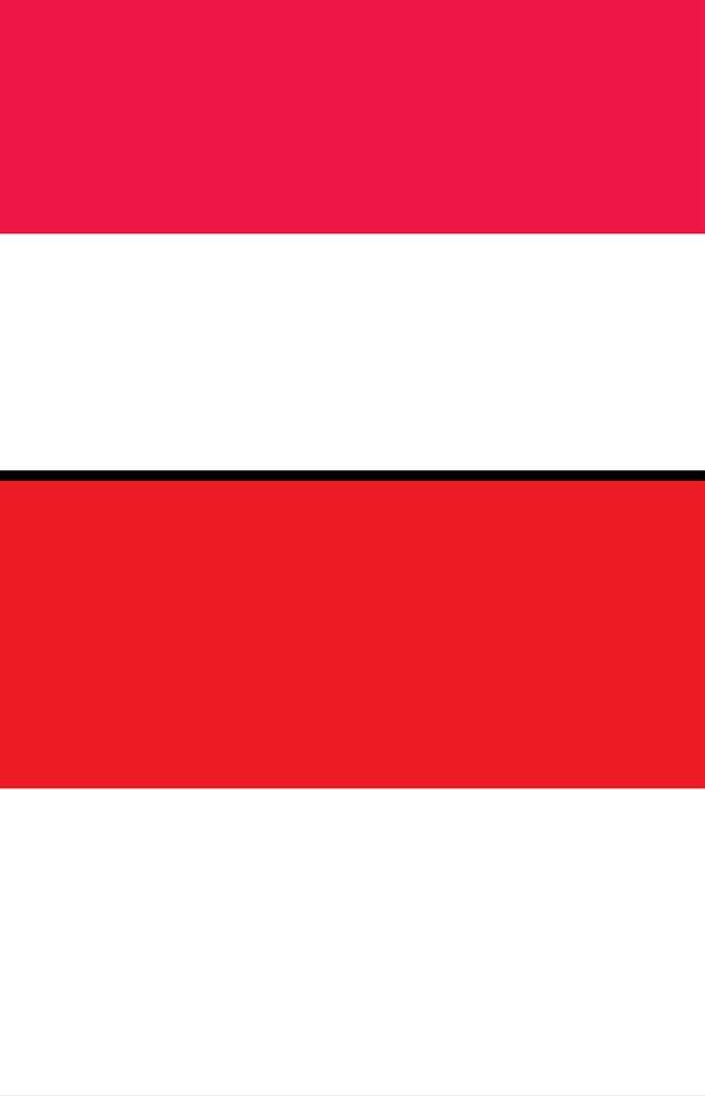 इंडोनेशिया (Indonesia)और मोनाको (Monaco) का राष्ट्रीय ध्वज